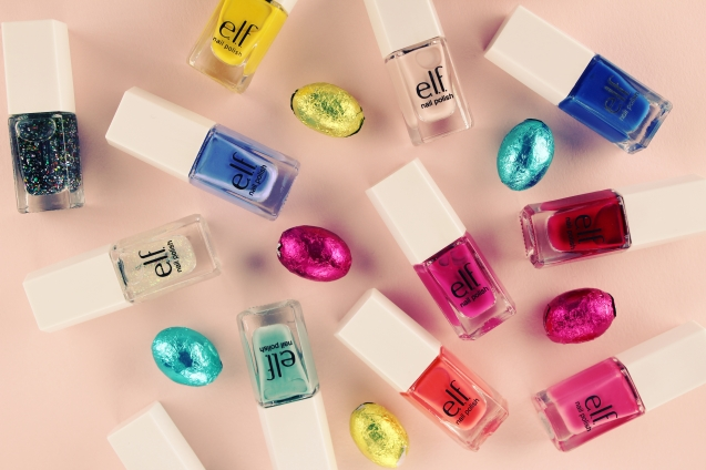 elf Nail Cube in Brights