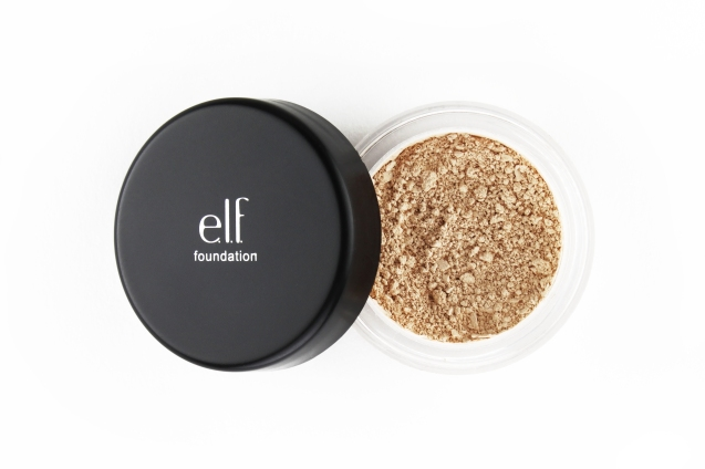 mineral foundation elf