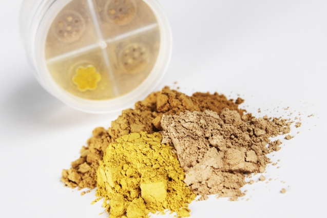 mineral personal blend