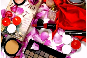 Romantic getaway makeup