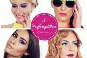 e.l.f. Bright Now Competition