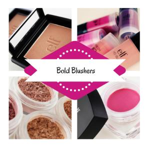 e.l.f. bold blushers