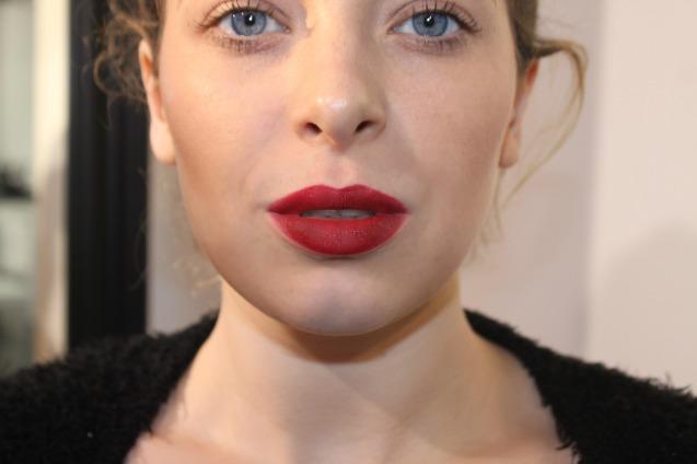 Cranberry Matte Lip Colour