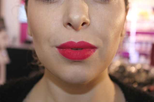 e.l.f. Matte Lip Colour in Fuschia