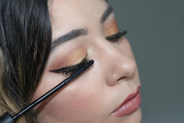 Antonia using e.l.f. Cosmetics