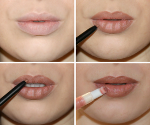 Lip Contouring Tutorial