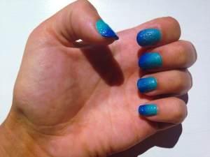 Ombre Nail Art Tutorial
